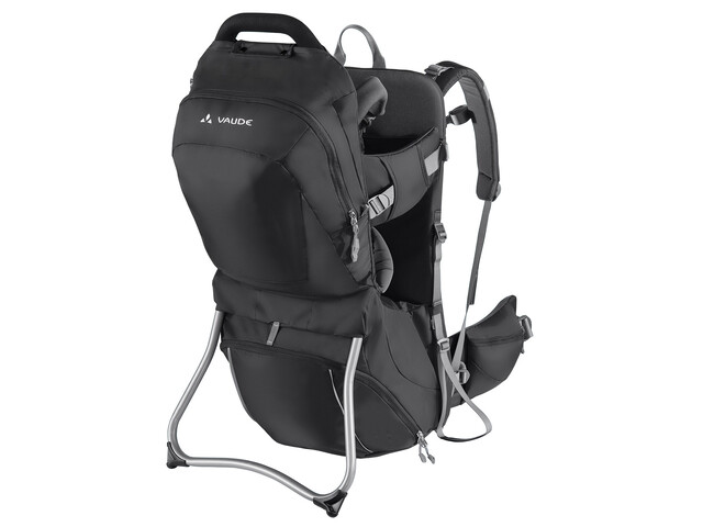 VAUDE Shuttle Comfort Child Carrier black
